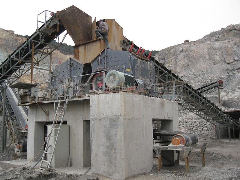 江苏时产500吨石灰岩碎石